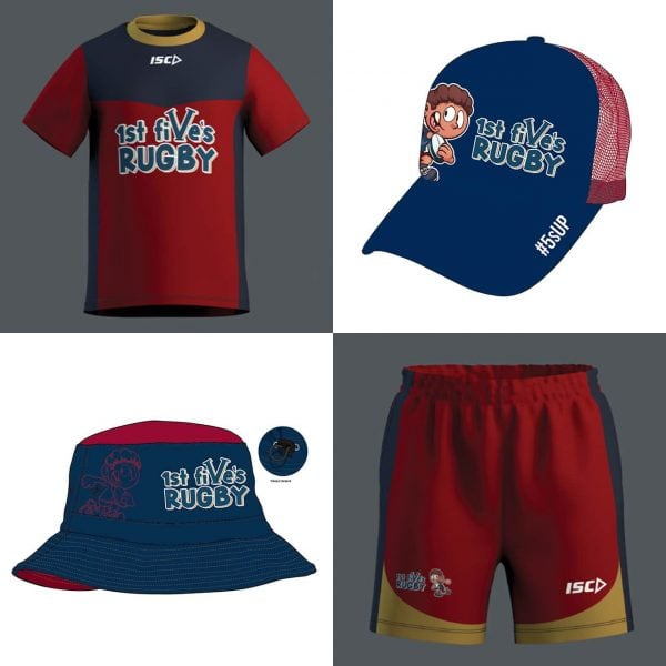 Kids Rugby Uniform Kit