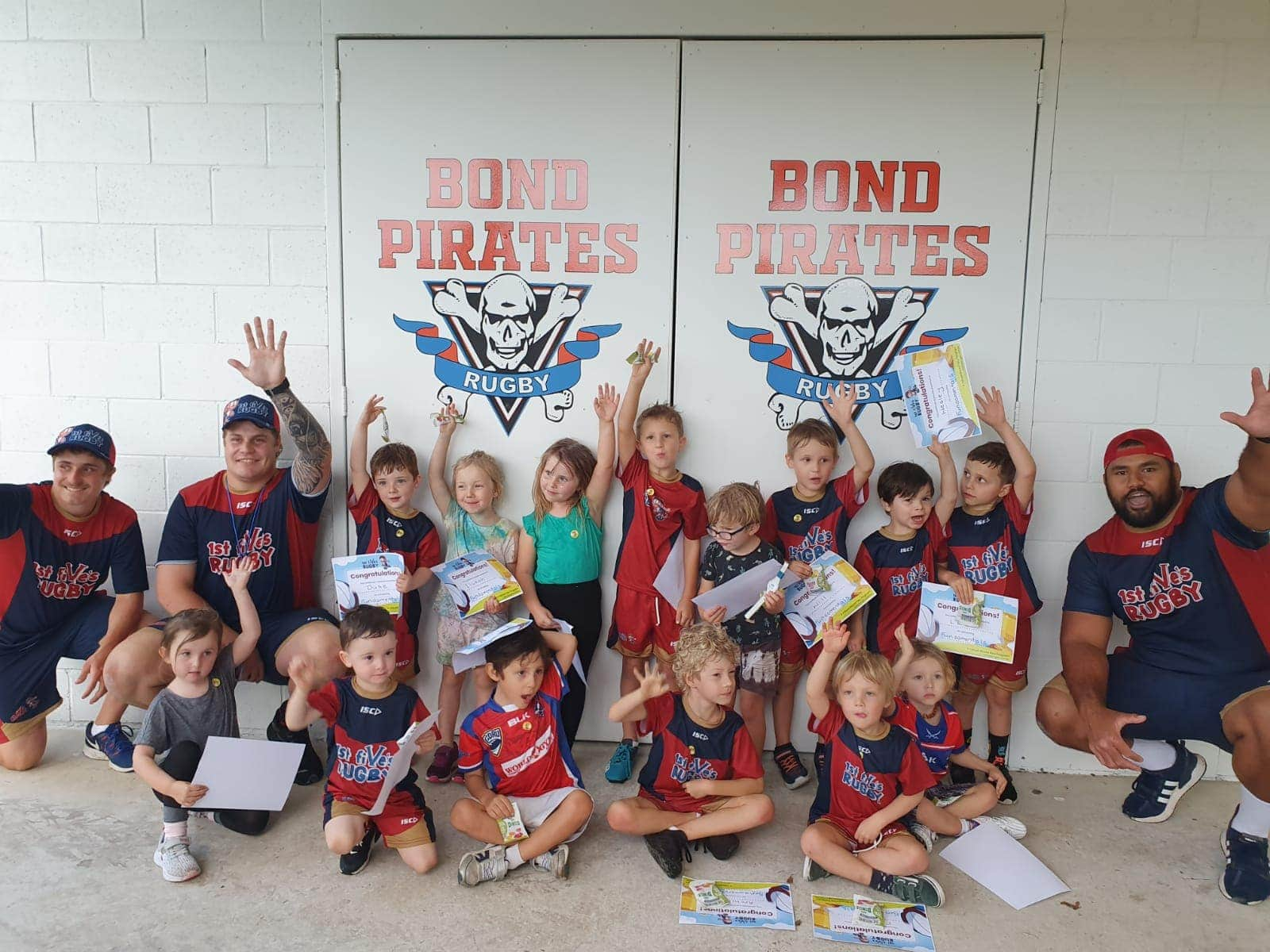 Rugby Programs for Bond Pirates