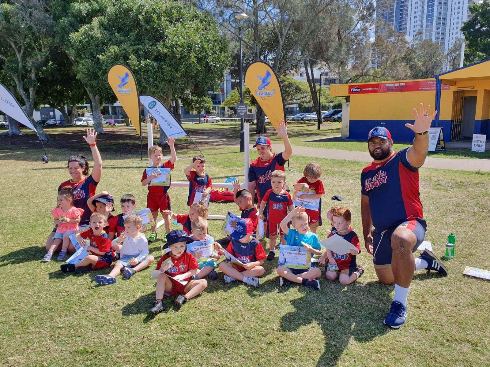 Kids Rugby School Gold Coast